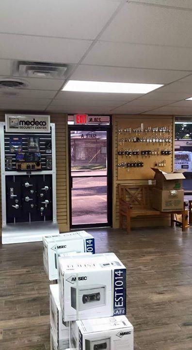 Inside the Keller Store